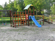 Playground in our holiday resort